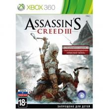 Assassin's Creed 3 [XBOX 360, русская версия] б/у
