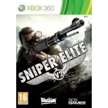 """Sniper Elite"" [XBOX 360, русские субтитры] б/у"
