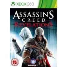 Assassin s Creed Откровения [Xbox 360, русская версия] б/у