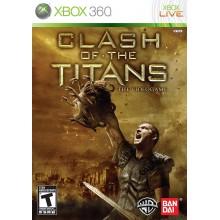 Clash of the Titans [XBOX 360, английская версия] б/у
