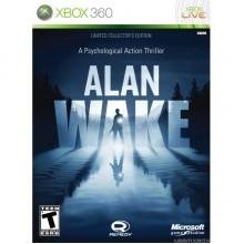 Alan Wake [XBOX 360, русская версия] б/у