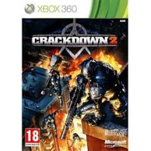 Crackdown 2 [XBOX 360, русская версия] б/у