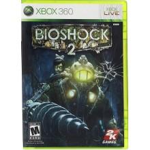 Bioshock 2 [XBOX 360, русские субтитры] б/у