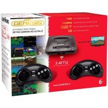 Игровая приставка SEGA HDMI беспроводные геймпады 150 игр