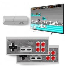Игровая приставка DENDY USB/HDMI беспроводная 500 игр