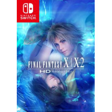 Final Fantasy X/X-2 HD Remaster б.у [ английская версия]
