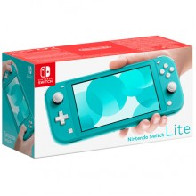 Nintendo Switch Lite + игры (б/у)