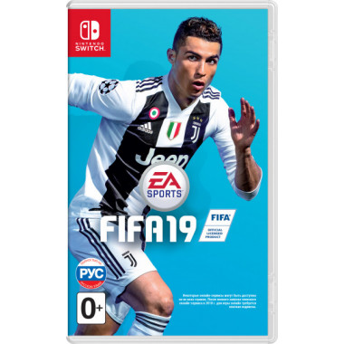 FIFA 19 [ русская версия]