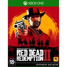 Red Dead Redemption 2  [Xbox One, русские субтитры] б/у
