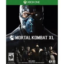 Mortal Kombat XL [Xbox One русские субтитры] б/у