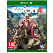 Far Cry 4 [Xbox One, русская версия] б/у