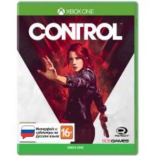 Control [Xbox One, русская версия]  б/у