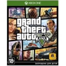 Grand Theft Auto V [Xbox One, русские субтитры] б/у