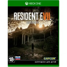 Resident Evil 7: Biohazard [Xbox One, русские субтитры] б/у