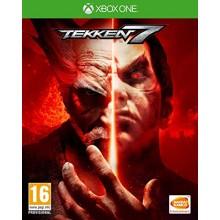 Tekken 7 [Xbox One, русская версия]  б/у