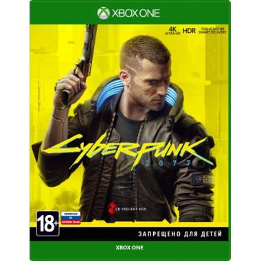 CD PROJEKT RED Cyberpunk 2077 [Xbox One, русская версия] б/у