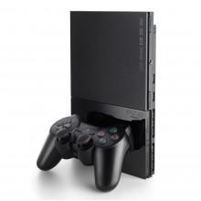 SONY PlayStation 2 + чип + диск (б/у)