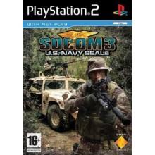 Socom 3 [PS2, английская версия] б/у