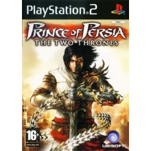 Prince of Persia - The Two Thrones [PS2, русские субтитры] б/у