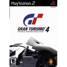 Gran Turismo 4 [PS2, русские субтитры] б/у