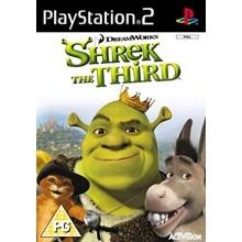 Shrek the Third [PS2, русские субтитры] б/у