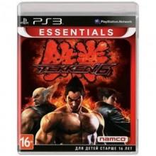 """""""Tekken 6 Essentials"""" [PS3, русская версия] б/у"""