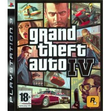 """Grand Theft Auto IV"" [PS3, русские субтитры] б/у"