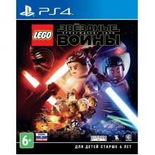 LEGO Звездные войны: Пробуждение Силы [PS4, русская версия] б/у