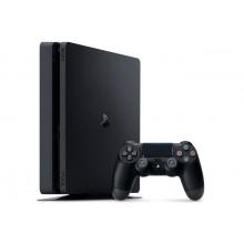 SONY PlayStation 4 1TB Slim 5.05/6.72 + 10 игр (б/у)