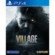 Resident Evil Village  [PS4, русская версия] б/у