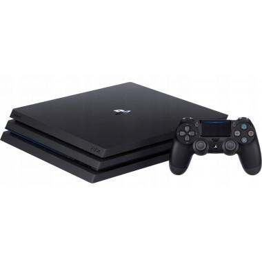 SONY PlayStation 4 Pro 1TB 5.05/6.72 + 10 игр (б/у)