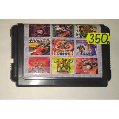 """Картридж для Sega """"9 in 1"""""""
