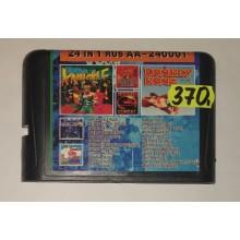 """Картридж для Sega """"24 in 1"""""""