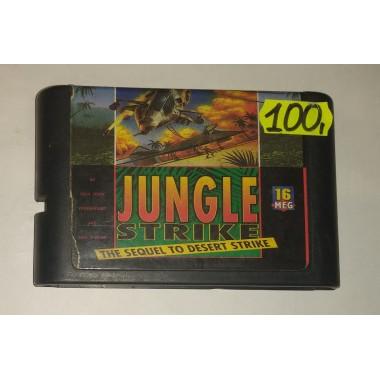 """Картридж для Sega """"Jungle Strike"""""""