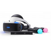SONY PlayStation VR с камерой rev. 1 + игра