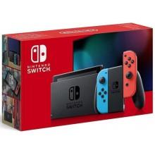 Nintendo Switch 2-ревизия + игры (б/у)