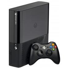 Xbox 360 E 250GB + диск (б/у)