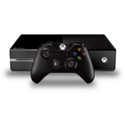 Xbox One 1TB + диск (б/у)
