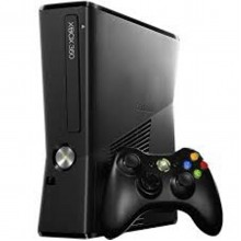 Xbox Slim 250GB + FreeBoot с играми (б/у)